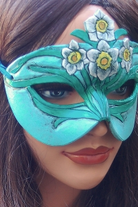 Lady of December's Mask