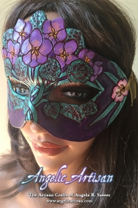 Lady of February's Mask