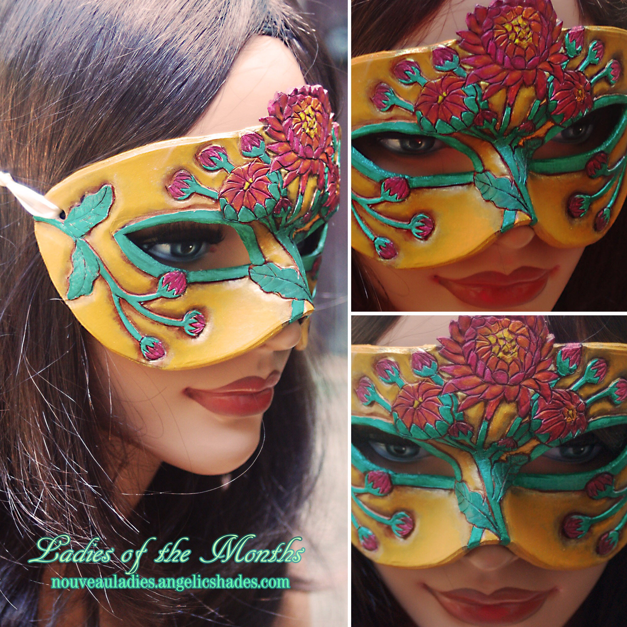 Lady of November's Mask