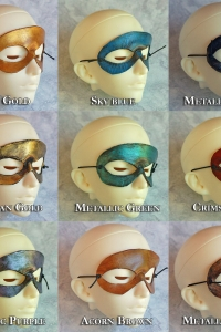 BJD Domino Masks