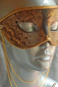 Butterfly Necklace Masks