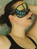 Tiger Swallowtail Mask