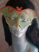 Ascending Luna Moth Full Wings Mask
