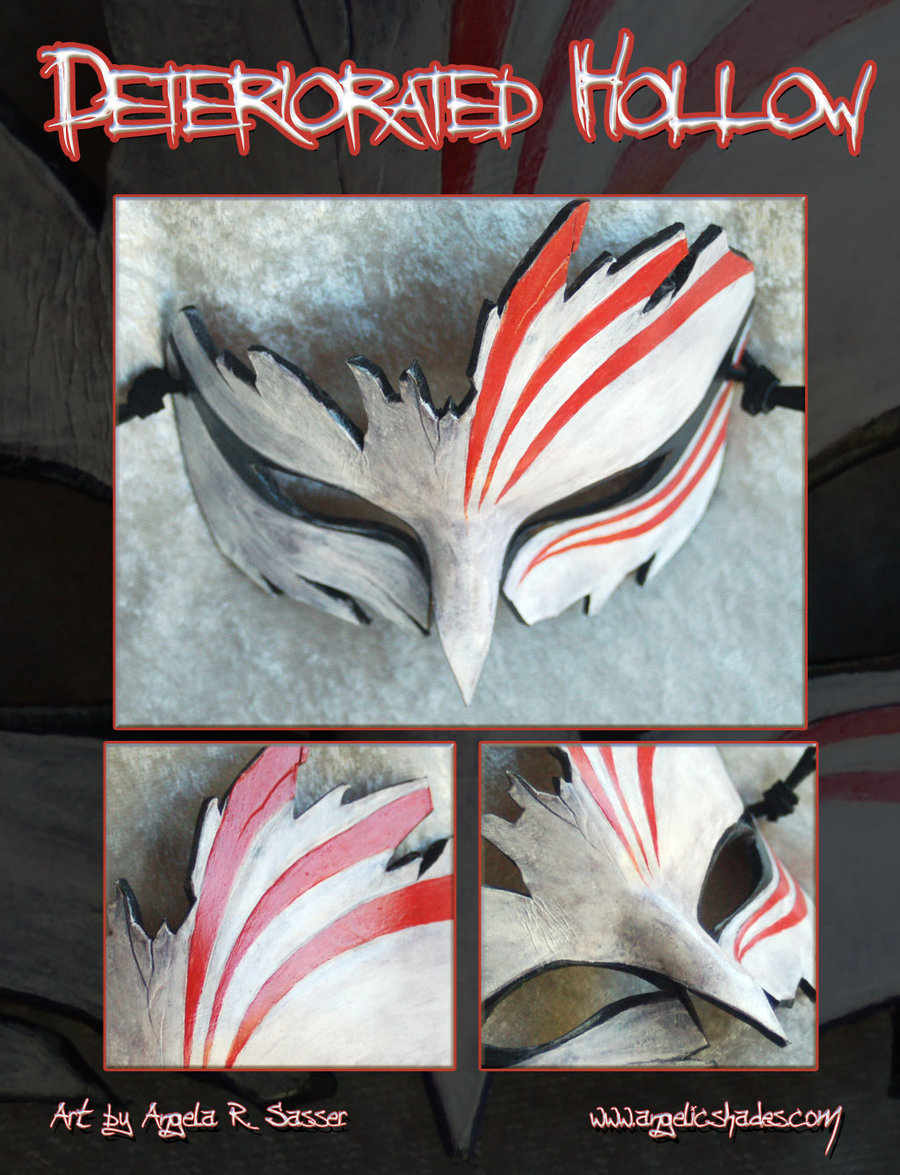 Deteriorated Hollow Bleach Hollow Ichigo Cosplay
