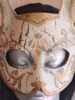 War Torn Splicer Rabbit Bioshock Mask