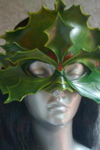 Holly Leaf Greenman