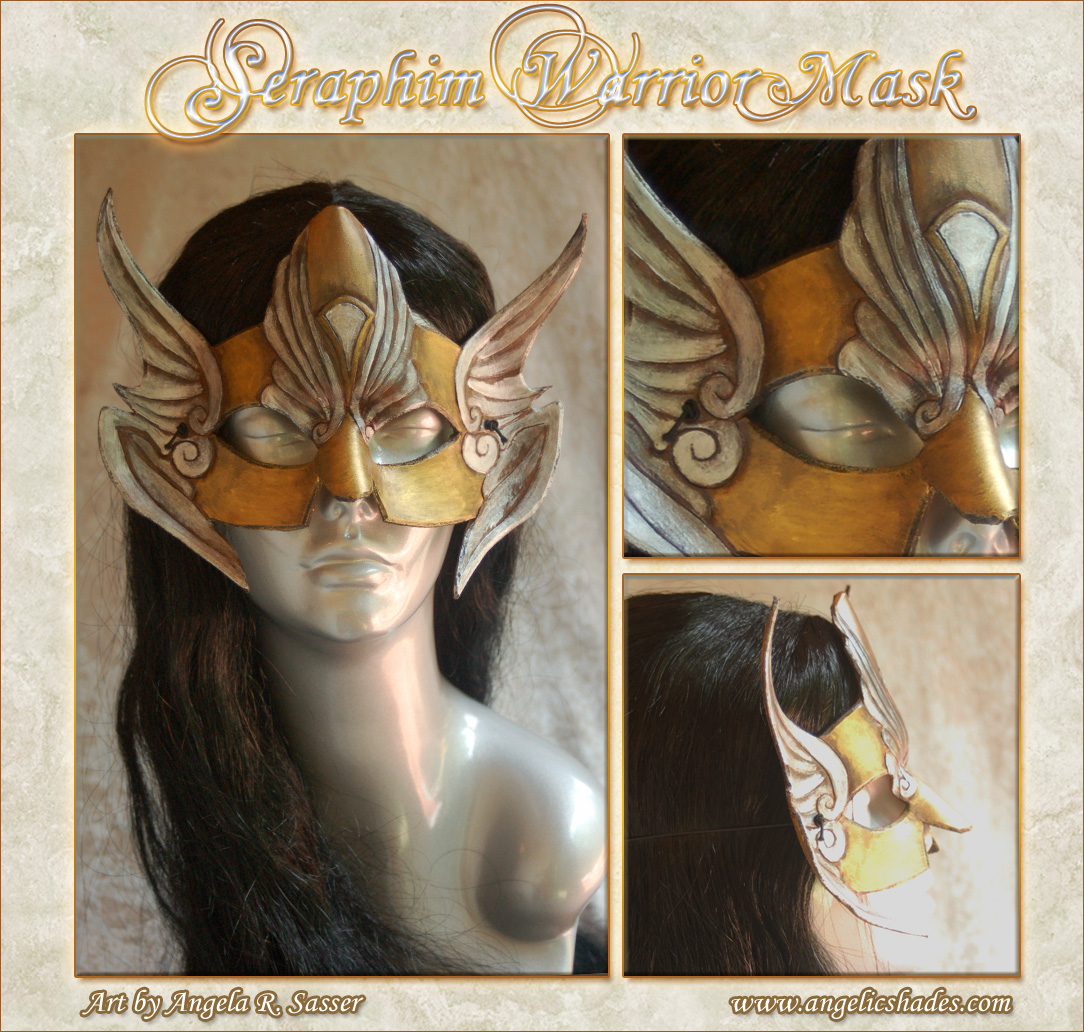 Archangel Warrior Mask
