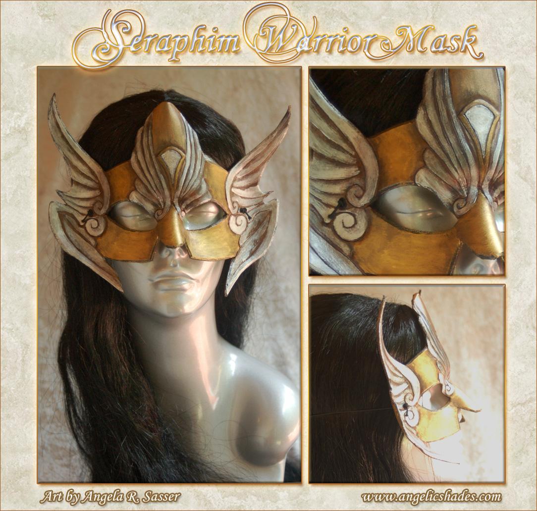fantasy masks � angelic artisan � the artisan crafts of