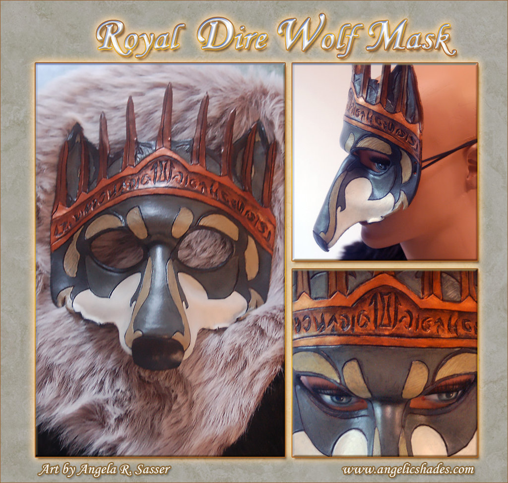 Royal Dire Wolf