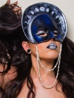 Tarot the Moon Mask featuring Echo