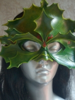 Holly Leaf Greenman