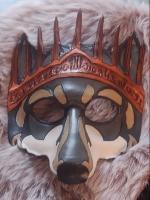 Royal Dire Wolf